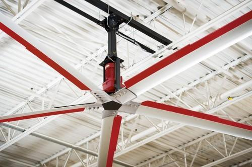 HVLS Fans An Evolution For Industrial Environment Purification