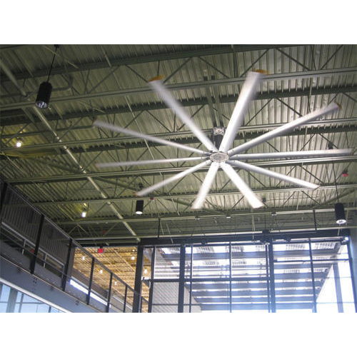 Heavy Industrial Ceiling Fan In Rajkot
