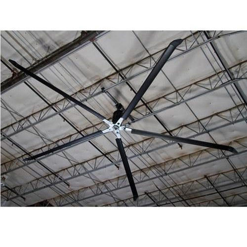 HVLS Fan For Ceramic Industry In Arrah