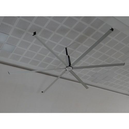 HVLS Fan For Church In Janakpur