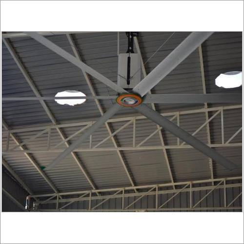 HVLS Fan For Industrial Workshop In Rajkot