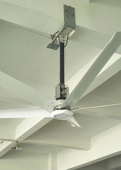 HVLS Fan Manufacturers In Dindar Pur